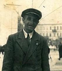 Jan Gilas - z z popiersie